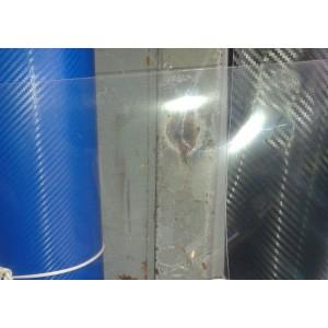 Виниловая пленка прозрачная (бронировочная), толстая, 10 см