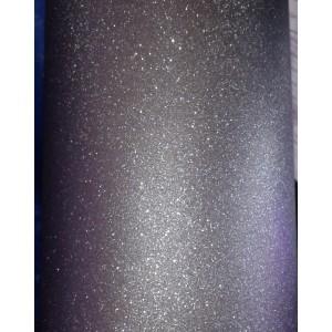 """Тонировка фар с фактурой """"Алмазная крошка"""" черная, 10 см"""