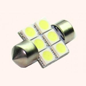 Светодиодная лампа подсветки салона или номера