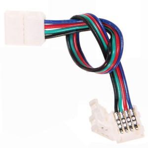 Коннектор  для светодиодной ленты (перемычка) RGB 10 мм