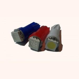 Светодиодная лампа T5 (Подсветка приборной панели и кнопок)